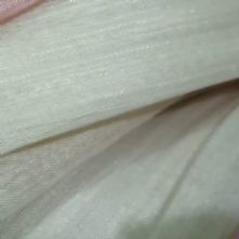 Ivory Polyester Abaca